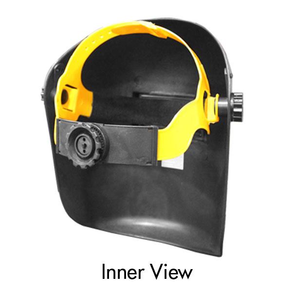Welding Head Shield